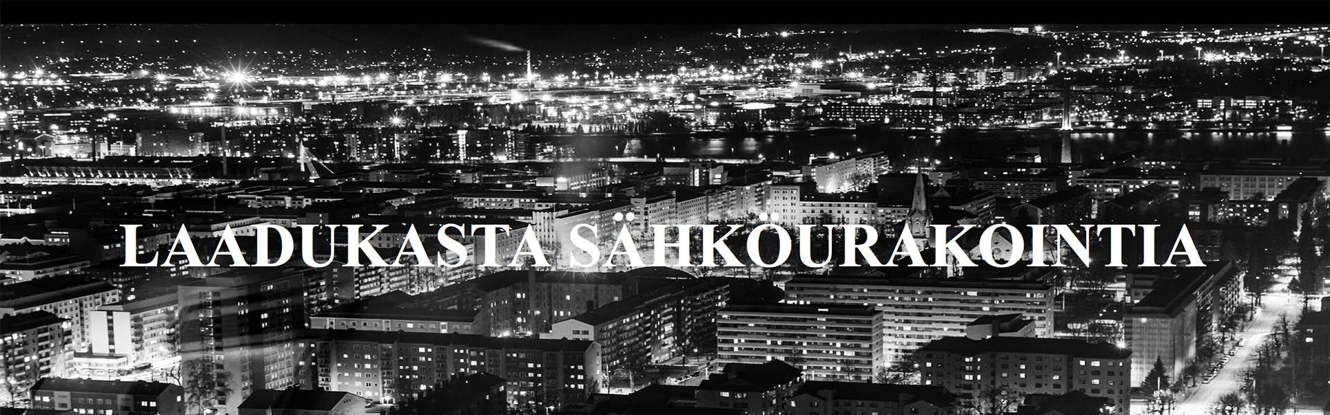Laadukasta sähköurakointia Tampereella